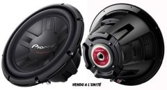 Subwoofer 30 cm PIONEER TS-W311S4