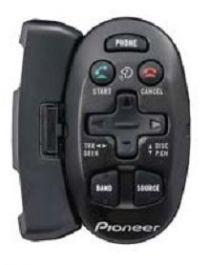 Télécommande PIONEER CD-SR110