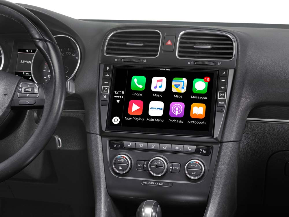 I902D-G6 - Autoradio GPS ALPINE I902D-G6 | Sebasto Autoradio