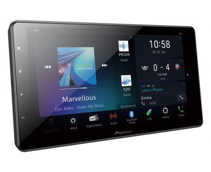Autoradio 1 Din 9 Pouces Multimedia Carplay Android Auto Alexa PIONEER SPH-EVO93DAB-UNI