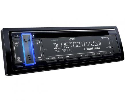 Autoradio 1Din Bluetooth JVC KD-T709BT