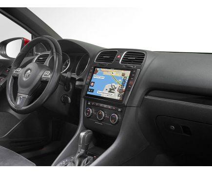 Autoradio Navigation VW GOLF 6 ALPINE X903D-G6