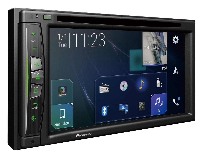 Avic Z630bt Autoradio 2 Din Gps Carplay Bluetooth Wifi Dab Pioneer Avic Z630bt Sebasto Autoradio