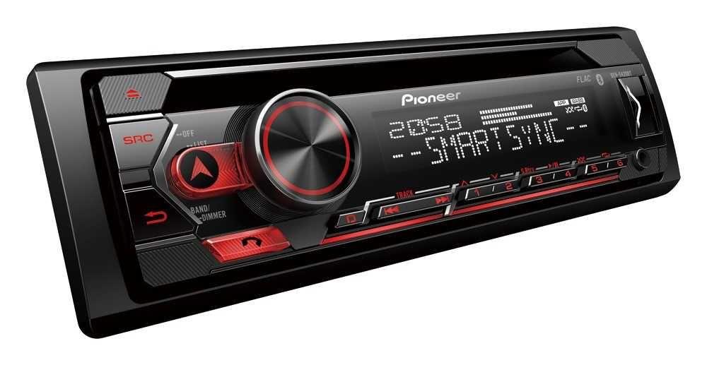 Pioneer deh-s520bt CD mp3 USB autoradio Bluetooth Manos libres aux