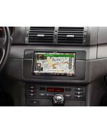 Autoradio GPS Specifique BMW E46 ALPINE INE-W720E46