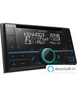 Autoradio 2 Din Usb Bluetooth Cd Alexa KENWOOD DPX-5200BT