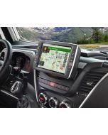 Autoradio Navigation Iveco Daily ALPINE X903D-ID