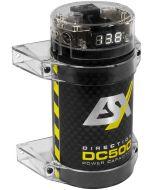 Condensateur 0.5 Farad ESX DC500