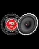 Haut Parleurs 16.5cm Coaxiaux 2 Voies MTX TX665C