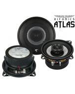 Haut parleurs 10 cm HIFONICS AS-42