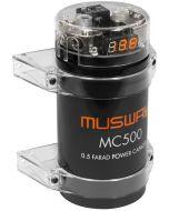 Condensateur 0.5 Farad MUSWAY MC500