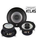 Haut parleurs 13 cm HIFONICS AS-52