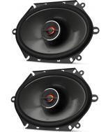 Haut parleurs sur mesure 16x20 / 13x17 cm JBL GX862