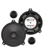 Haut parleurs sur mesure MB QUART QM-165E46BMW