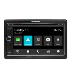 Autoradio 2 Din Multimedia Carplay Android auto Cd Dvd BLAUPUNKT MUNCHEN790DAB
