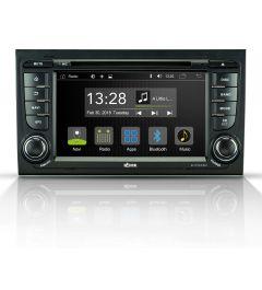 Autoradio GPS Audi A4 Radical R-C10AD2