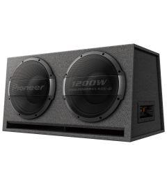 Caisson Double Amplifie Bass Reflex 30Cm PIONEER TS-WX1220AH