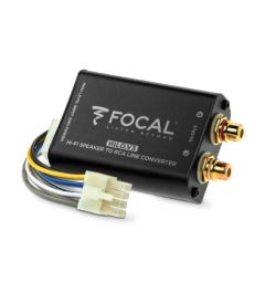 Covertiseur Rca Focal HILOV3