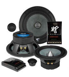 Kit Separees 16.5CM 2 Voies HIFONICS ZX-6.2C