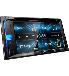 Autoradio 2 Din Dvd Bluetooth Usb JVC KW-V250BT