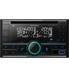 Autoradio 2 Din  Cd Bluetooth  DAb Usb Alexa KENWOOD DPX-7200DAB