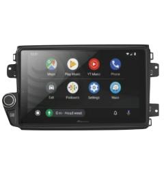 Autoradio 9 Pouces Camping Car Gps Carplay Android Auto Miracast PIONNER  AVIC-Z1000D12-C