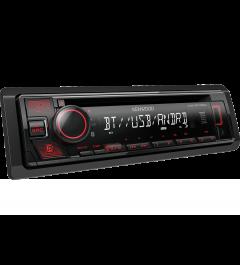 Autoradio 1Din Bluetooth KENWOOD KDC-BT430U