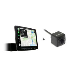 Autoradio 1 Din Multimedia Carplay Android Auto + Camera De Recul ALPINE ILX-F903D+HCE-C1100