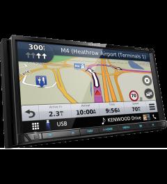 Autoradio Gps Android Auto Carplay Dab Bluetooth KENWOOD DNX7190DABS