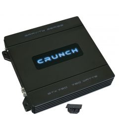 Amplificateur mono Classe A B CRUNCH GTX750