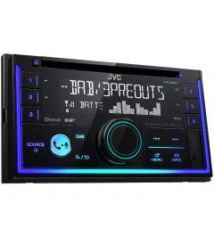 Autoradio  2 Din Cd Usb Bluetooth DAB JVC KW-DB93BT