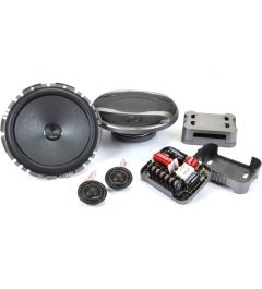 Kit 2 Voies Separees 16.5Cm HERTZ AUDIO CK-165F