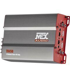 Amplificateur 4 Canaux Class AB MTX TR450