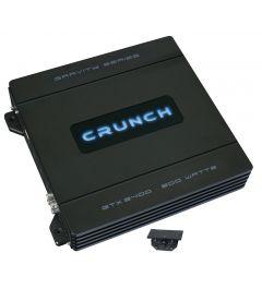 Amplificateur 2 Canaux Classe A B CRUNCH GTX2400