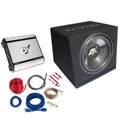 Pack Caisson Ampli ESX HXP2