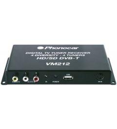 Antenne, Tuner TNT SEBASTO VM212