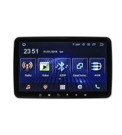 Autoradio 1 Din 10.1 Pouces Android Bluetooth Dab PHONOCAR VM052