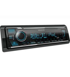 Autoradio 1Din MP3 Bluetooth Vario Couleurs  KENWOOD KMM-BT505DAB