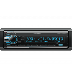Autoradio 1 Din Mp3 Bluetooth Dab Usb KENWOOD KDC-X7200DAB