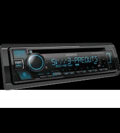 Autoradio 1 Din Usb Bluetooth Dab Cd KENWOOD KDC-BT950DAB