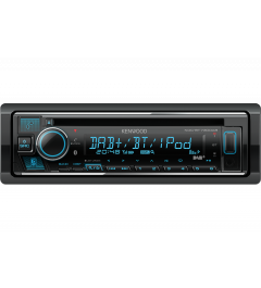 Autoradio 1 Din Cd Usb Dab Bluetooth KENWOOD KDC-BT730DAB