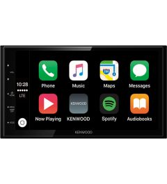 Autoradio 2 Din Multimedia Carplay Android Auto KENWOOD DMX5020BTS