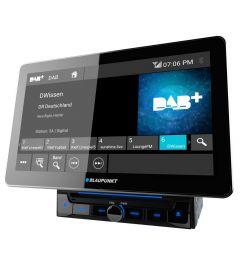 Autoradio 2 Din 10.1 Pouces Wifi Android Dab DVD BLAUPUNKT ROME-990-DAB