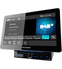 Autoradio 2 Din 10.1 Pouces Camping Car Truck Android Gps Bluetooth BLAUPUNKT ROME-990NAV-TRUCK