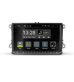 Autoradio 2 DIn VW SEAT SKODA Android Bluetooth Dab RADICAL R-C11VW1