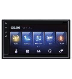 Autoradio 2Din Multimedia Bluetooth Carplay Android Auto PHONOCAR VM011