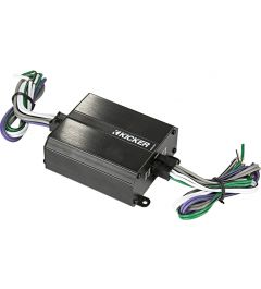 Interface pour Corriger Charge 4 Canaux KICKER KISLOAD4
