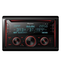 Autoradio 2 DIN Usb Cd DAB Bluetooth
