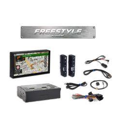 Autoradio GPS ALPINE X702D-F