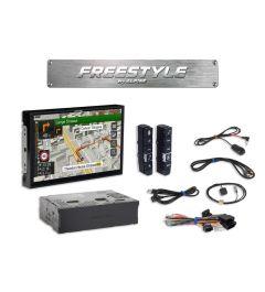 Autoradio GPS ALPINE X902D-F
